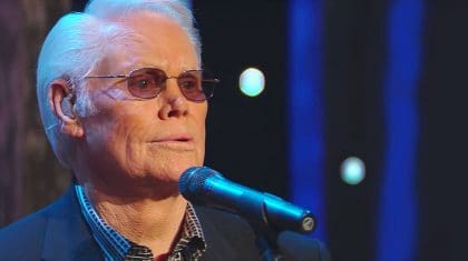 George Jones Will Take You To Church With Heavenly Rendition Of 'Just A Closer Walk With Thee'