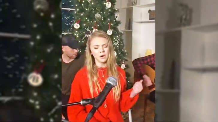 14-Year-Old Rising Country Star Delights Fans With Passionate 'Hallelujah' Cover | Country Music Nation