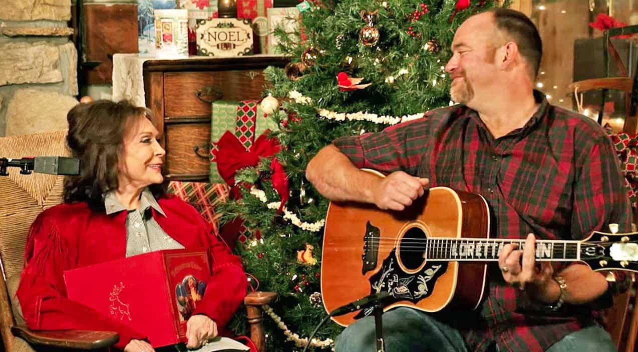 Loretta Lynn Enlists Help Of John Carter Cash For Christmas Video ...