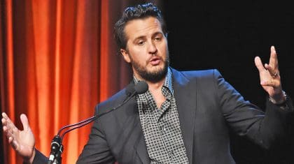 Luke Bryan Snitches On Insider Who Leaked Secret Details About Important Project