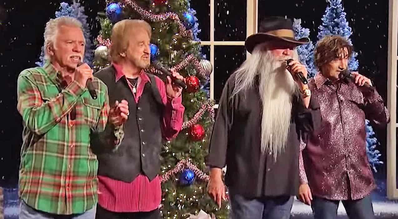 Oak Ridge Boys Bring Sweet Country Harmonies To Irresistible Cover ...