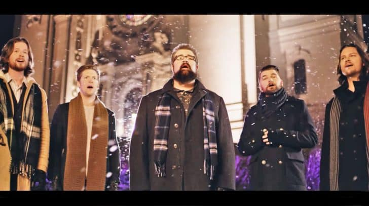 'Silent Night' Gets Chilling A Cappella Treatment You Never Knew You Needed   Country Music Nation
