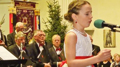 11-Year-Old Delivers Chilling Rendition Of 'O Holy Night' That Will Move You To Tears