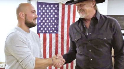 Trace Adkins Salutes Military Veterans In Tear-Jerking New Music Video For 'Still A Soldier'