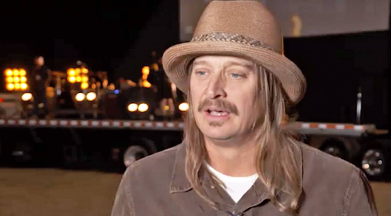 Country Music Kid Rock