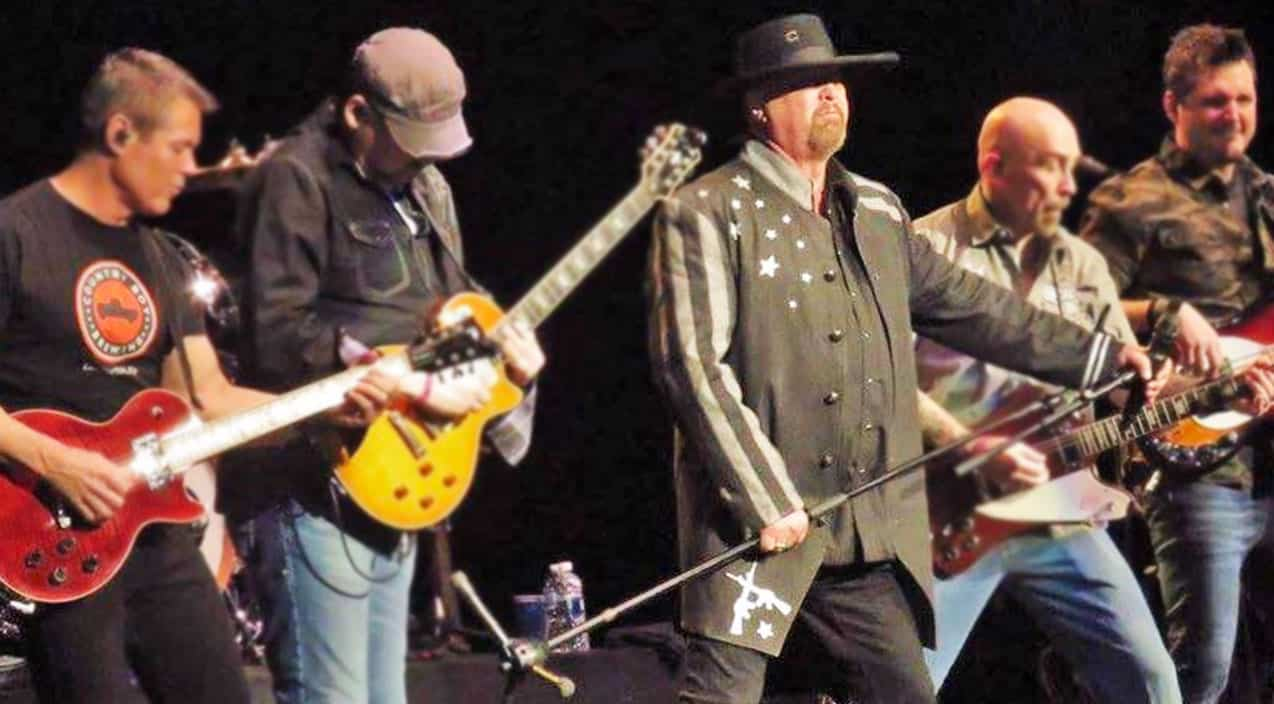 Footage Surfaces Of Montgomery Gentry's First Performance Without