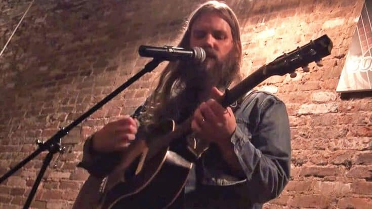 Drop everything watch chris stapleton sing the smash hit for Songs chris stapleton wrote for others