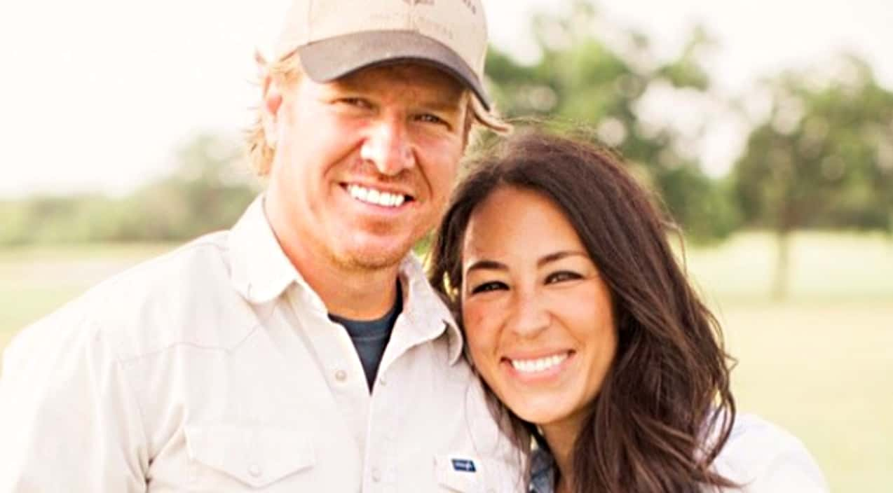 chip gaines sneakily shared baby s name before joanna y all completely missed it country. Black Bedroom Furniture Sets. Home Design Ideas