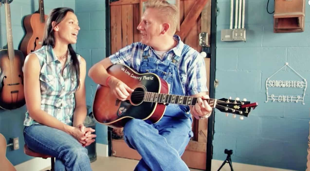 Joey + Rory – Country Music Nation