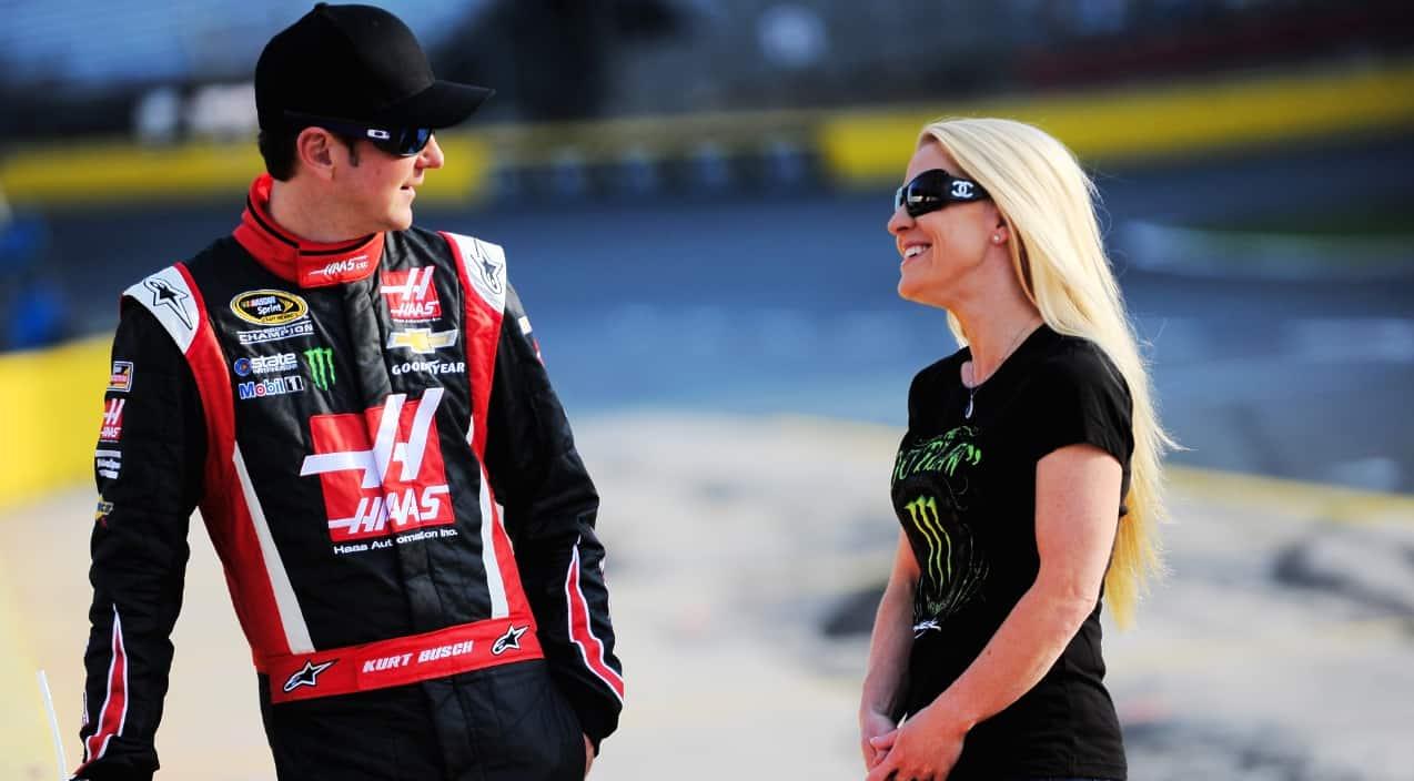 NASCAR Driver's Ex Gets Prison Time