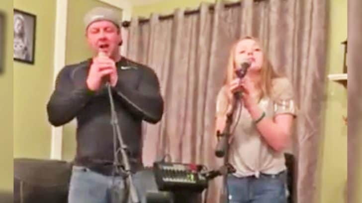 "Father-Daughter Duo Take On ""Shallow"" Duet – Country Music"