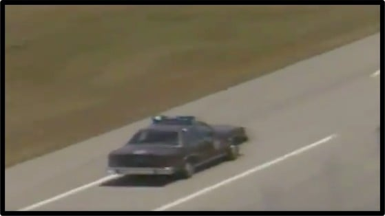 Remember When A Drunk Guy Stole The Pace Car At Talladega? – Country