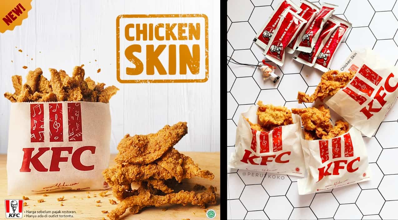 KFC Is Serving Up Fried Chicken Skins - And I Can Already See Your Mouth Watering