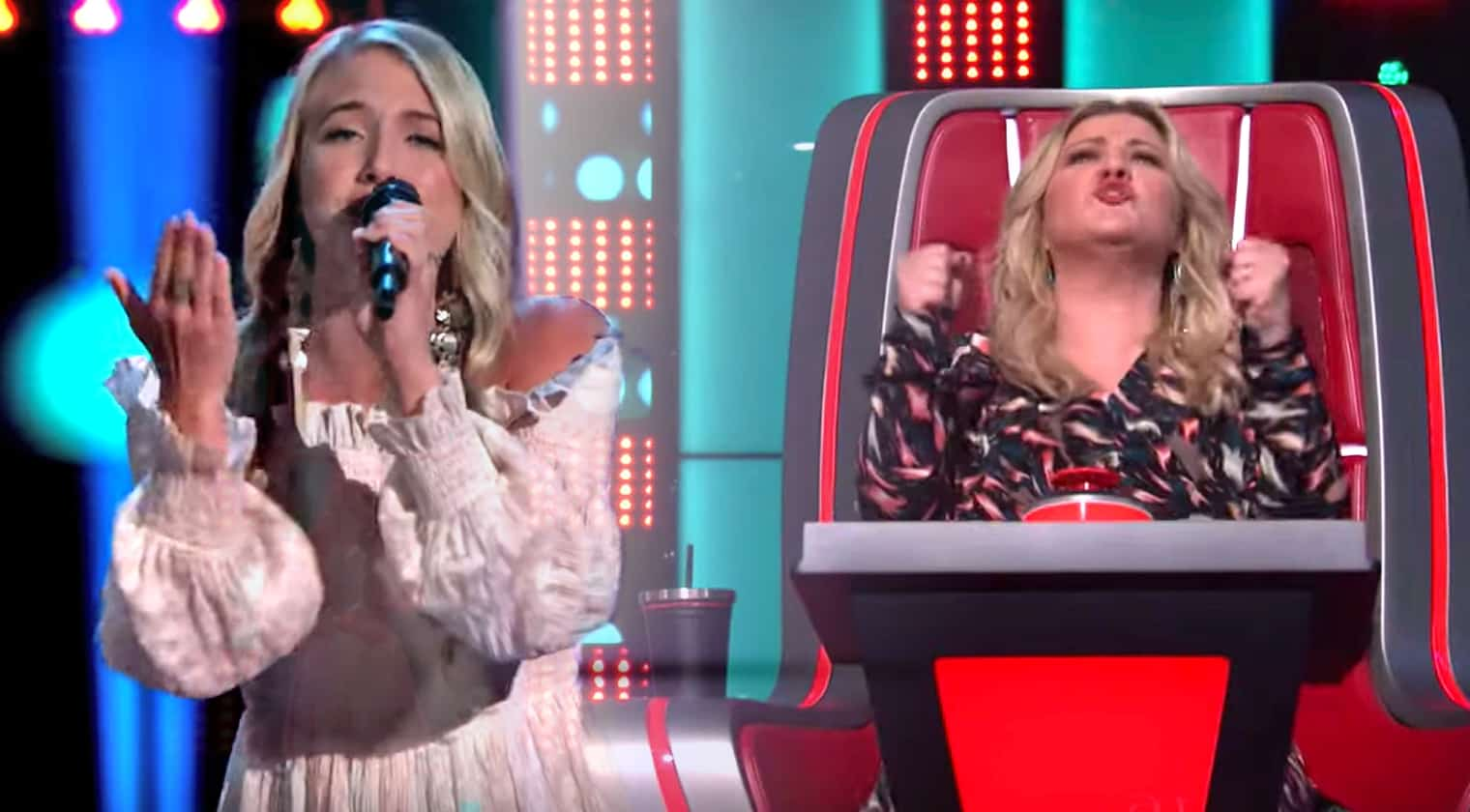 Blind Audition You Are My Sunshine Gets 4 Chair Turn For Singer Brennan Lassiter Country Music Nation