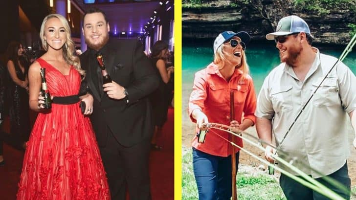 Luke Combs Song Better Together Is A Love Letter To His Fiancee Country Music Nation