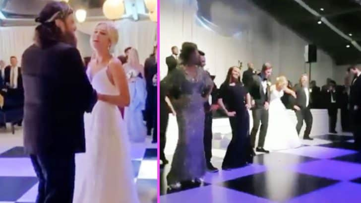 Sadie Willie Robertson S Father Daughter Dance At Wedding